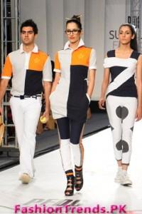 Ammar Belal Sunsilk Fashion Week 2012