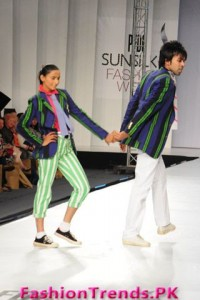 Ammar Belal Sunsilk Fashion Week 2012