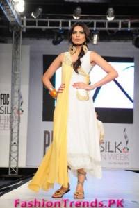 Asifa & Nabeel Sunsilk Fashion Week 2012 (1)