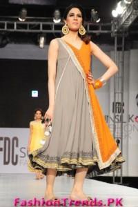 Asifa & Nabeel Sunsilk Fashion Week 2012