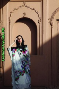 Chen One Pareesa Lawn Summer Collection 2012