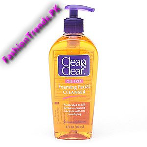 Clean and Clean Cleanser