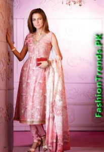 Firdous Cloth Mills Summer Lawn Collection 2012