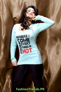 Fluidi Tee Summer T-Shirts 2012 for Women