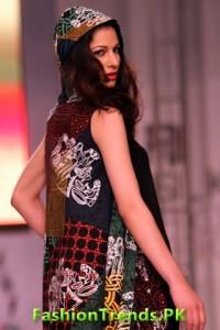 Fnk Asia Sunsilk Fashion Week 2012