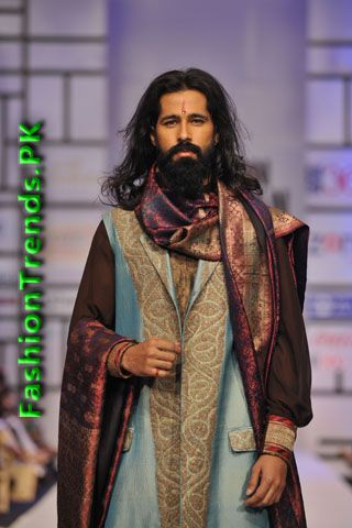 Kuki Concept Collection at FPW 2012 Day 2