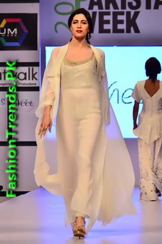 Maheen Khan at Fashion Pakistan Week 2012