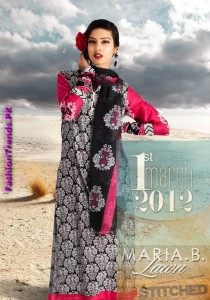 Maria B Lawn 2012
