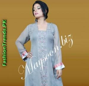 Maysoon Summer Party Wear 2012
