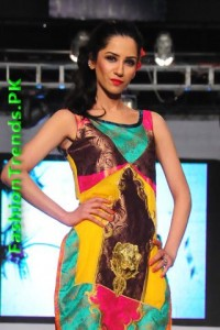 Mohsin Ali at PFDC Sunsilk Fashion Week 2012