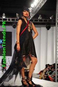 Nickie Nina at PFDC Sunsilk Fashion Week 2012