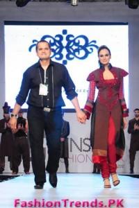 Noman Arfeen at Sunsilk Fashion Week 2012