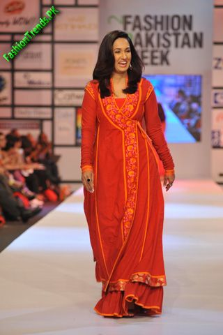 Nomi Ansari Collection at FPW 2012 Day 3
