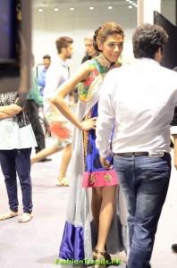 PFDC Backstage Sunsilk Fashion Week 2012 – Day 3