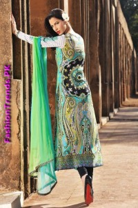 Sobia Nazir Lawn For Summer 2012