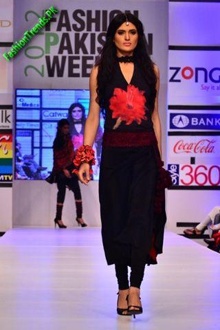 Shamaeel Ansari Collection at FPW 2012 Day 3