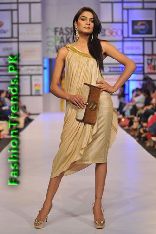 Shehla Chatoor Collection at FPW 2012 Day 2