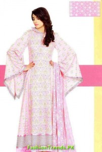 VLawn Collection 2012 for women by Vaneeza