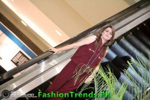 Ayesha Somaya Mothers Summer Collection 2012