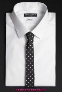 Dolce & Gabbana Men's Fabric Accessories Summer Collection 2012