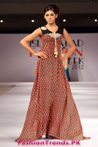 Lakhani Silk Mills Collection at IFW 2012