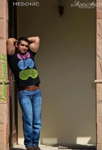 Latest Edge Hedonic Summer Tee-Shirts for Men 2012