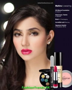 Luscious Cosmetics Summer Collection for Women 2012