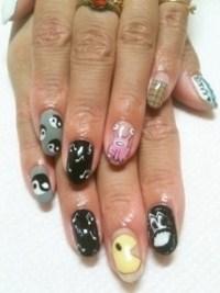 Simple Summer Nail Art Designs 2012