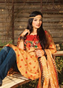 Your Look more Stylish in Frocks with Jeans