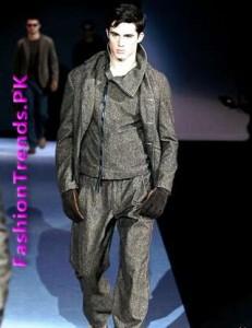 Armani Latest Menswear Collection 2012