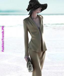 Armani Women Summer Campaign 2012