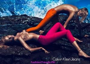 Calvin Klein for Spring Summer Jeans 2012