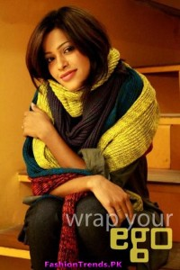 Ego Winter Shawls & Scarves Collection 2012