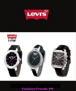 Levi's Pakistan Latest Watches Collection 2012