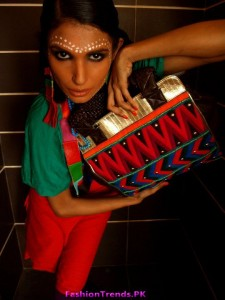 Mahin Hussain Accessories Handbags Collection 2012