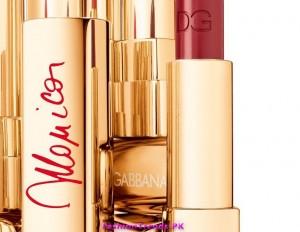 Monica! New Dolce & Gabbana Lipsticks