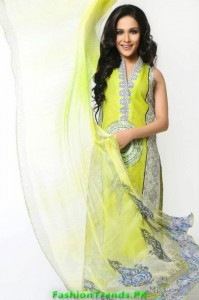 Sitara Premium Lawn Collection 2012