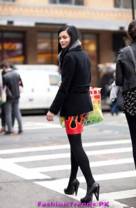 Street Style Fall 2012 NYFW
