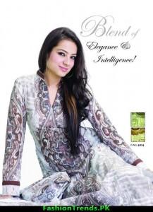 Supreme Lawn & Mughal-e-Azam Brosha of 2012