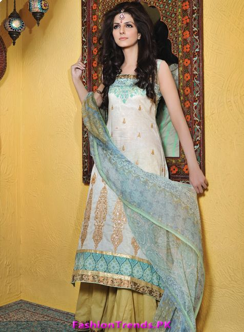 Alkaram Eid Lawn Collection 2012