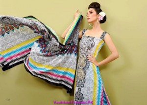 Eiza Egyption Lawn 2012 by UA Textiles