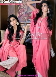Gul Ahmed GPret 2012 Outfits for Women