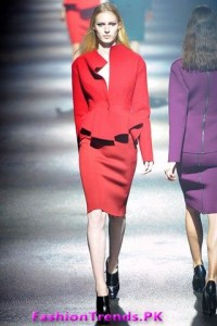 Lanvin Women Ready to Wear Collection 2012-13