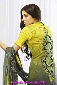 Mahiymaan Designer Eid Collection 2012