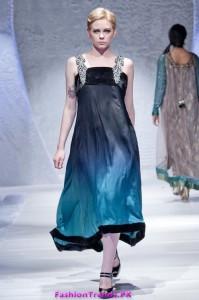 Maria B Bridal Dresses In PFW London 2012