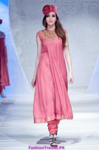 Nauman Afreen Collection in PFW London 2012