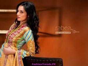 Rabea Lawn 2012 Eid Prints for Women