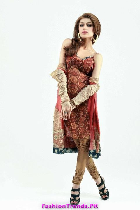 Shamaeel Ansari Trendy Couture Collection 2012