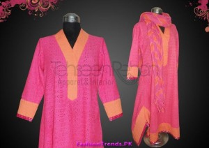 Tehseen Rehan Rangeen Collection 2012