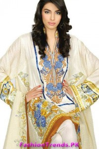 Vaneeza VLawn Summer Collection 2012